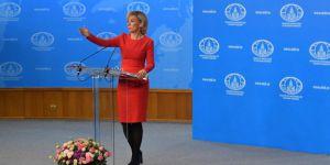 Zaharova: Türk ve Rus ordularının mutabakatı, İdlib'deki durumu tersine çevirebilir