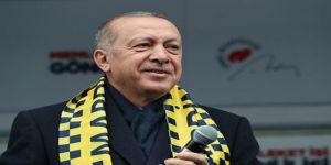 Erdoğan: Mardin'i endüstri bölgesi olarak ilan ediyoruz
