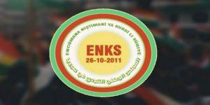 ENKS'den PYD'ye kınama
