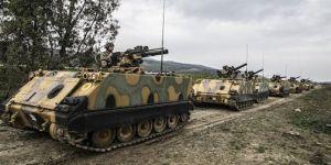 TSK İdlib'de devriye faaliyeti gerçekleştirdi