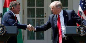 ABD ile Ürdün'den 'Ortadoğu Barış Planı' görüşmesi