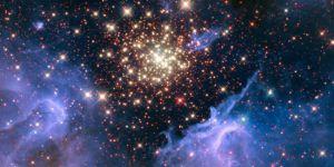 'Evrenin sesi' dinleyenleri korkuttu