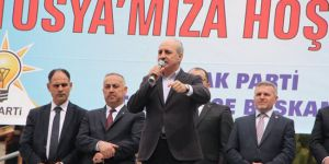 Kurtulmuş: Sen Amerika isen ben Türkiye'yim