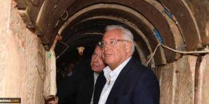 ABD Büyükelçisi Hamas'ın Tünellerinde