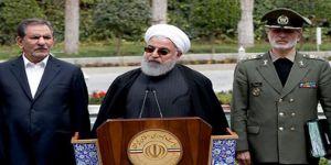Ruhani: ABD Tahran'a geri dönmek istiyor