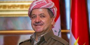 Barzani'nden Newroz mesajı: Önceliğiniz Kürdistan olsun
