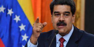 Maduro: İlaç almak için kullanılacak 5 milyar dolarımız rehin alındı