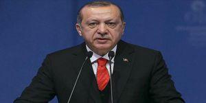 Erdoğan: ABD'nin açıklaması bölgeyi yeni bir krizin eşiğine getirdi