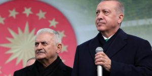 'Erdoğan isterse görevi bırakır mısınız?'