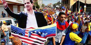 Guaido'dan ABD yaptırımlarına destek