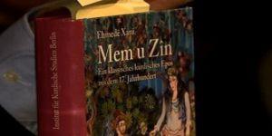 'Mem u Zin' Almanca basıldı