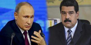 'Rusya Venezuela'ya asker gönderdi'