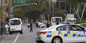 ABD'de cami yangınında Yeni Zelanda saldırılarına işaret eden not bulundu