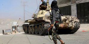 Hudeyde'de çatışmalar yeniden başladı