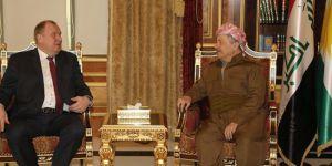 Barzani: Rusya ile ilişkilerimiz tarihi