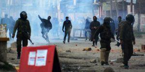 Keşmir'de çatışma: Ölü ve yaralılar var