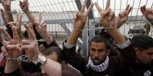 Filistinli tutuklulara cuma namazı yasaklandı