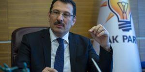 AK Parti: Demokrasi tarihimizin en büyük şaibelerinden biridir bu seçim