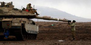 Suriye: Golan Tepeleri için askeri seçenek ihtimal dahilinde