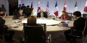 G7 Dışişleri Bakanları toplantısının sonuç bildirisi açıklandı