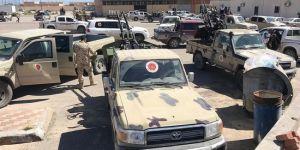 'UMH birlikleri Trablus'ta ilerliyor'