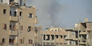 Rakka'da bombalı araçla saldırı düzenlendi