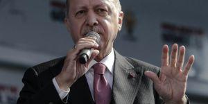 Erdoğan: S-400 füze savunma sisteminin teslimi öne çekilebilir