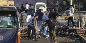 Pakistan'da pazar yerine bombalı saldırı: 16 ölü