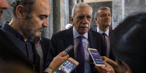 Buldan: AK Parti, Ahmet Türk için YSK'ya başvurmuş
