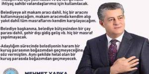 Şırnak Belediye Başkan'ından iddialı Taahhüt