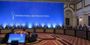 Suriye konulu 12'nci toplantı