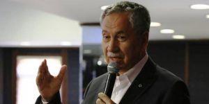 Arınç: CHP müspet sonuçlar alıyor