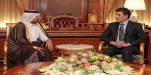Katar: Kürdistan Bölgesi'nde yatırım yapmak istiyoruz