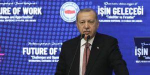 Erdoğan: Seçim döneminde yaşanılan tartışmalar artık sona ermiştir