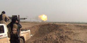DAİŞ rejim askerlerini vurdu: 35 ölü