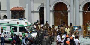 Sri Lanka'da 8'inci patlama: Sokağa çıkma yasağı ilan edildi!