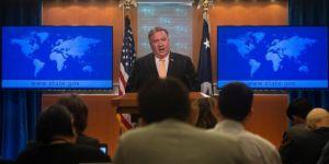 ABD: 8 ülkeyi İran yaptırımlarından muaf tutmaya son veriyoruz