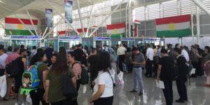 Fly Erbil'in Ankara uçuşları başladı