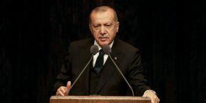 Erdoğan: Cezayir'de Ruanda'da yaptığınız katliamları çok iyi biliyoruz