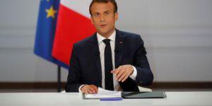 Fransa Cumhurbaşkanı Macron'dan Sarı yeleklere yeni tavizler