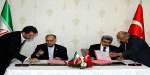 Ankara-Tahran arasında mutabakat imzalandı