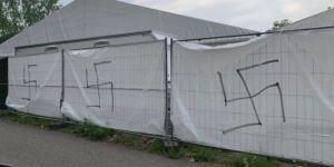 Ramazan çadırlarına saldırı
