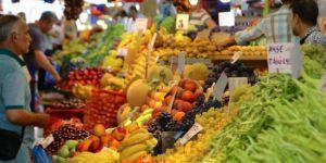 Enflasyon nisanda yüzde 19.50 oldu, gıda fiyatları yüzde 31.86 arttı