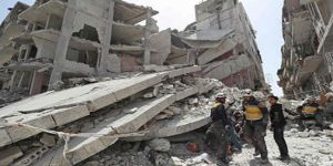 Suriye'nin inşası için 250 milyar dolara ihtiyaç var