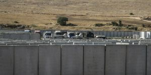 Suriye TSK gözlem noktasının yakınını vurdu