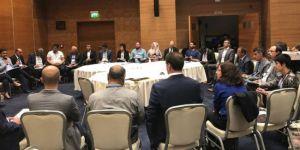 Süleymaniye'de Rojava toplantısı