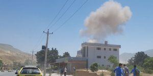 Afganistan'da emniyet müdürlüğüne saldırı: 13 ölü, 55 yaralı