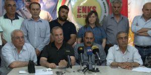 ENKS Afrin için uluslararası koruma istedi