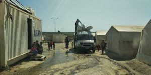 Türkiye'nin en büyük çadır kenti boşaltılıyor