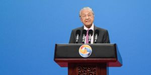 Mahathir: Trump'tan daha kötü bir lider olduğumu sanmıyorum